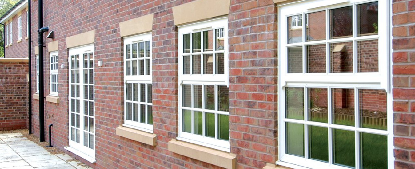We Install Quality UPVC Windows Using the Ultra Performing Veka System